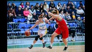 Топ моменти Україна - Болгарія | ЄвроБаскет-2019 Кваліфікація (15.11.2017)
