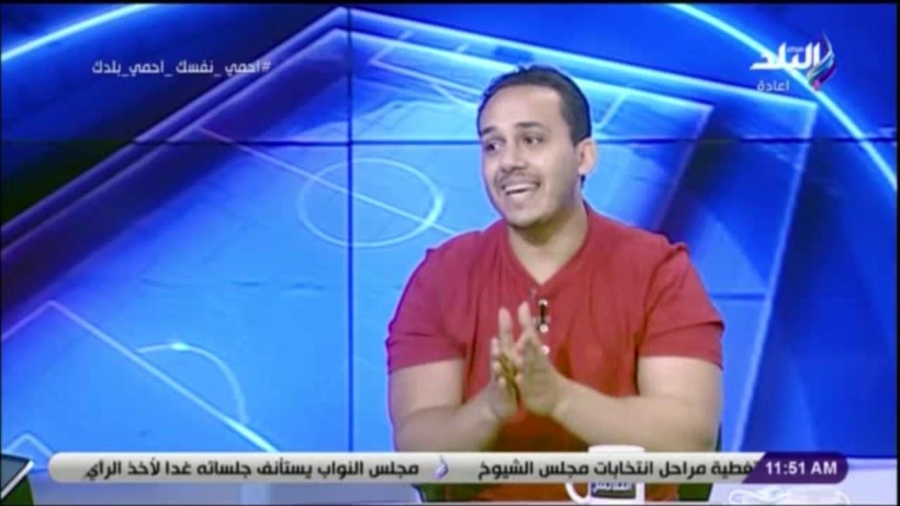ملخص لقائى مع هانى حتحوت على قناة صدى البلد