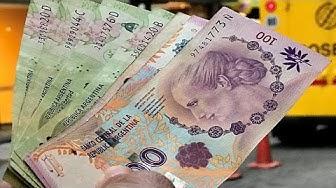 Peso sinkt weiter: Argentinien droht Währungsverfall