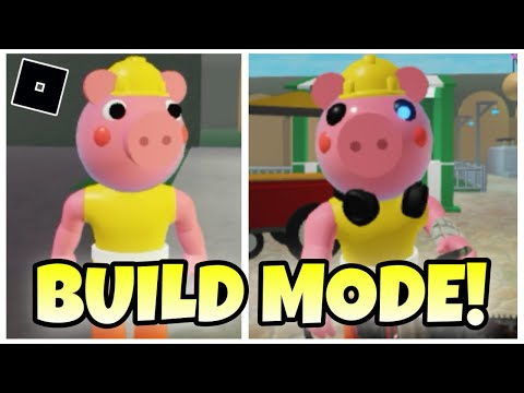 "how-to-get-""build-mode""-badge-+-builder-piggy-morphs-in-infecteddeveloper's-piggy-roleplay---roblox"