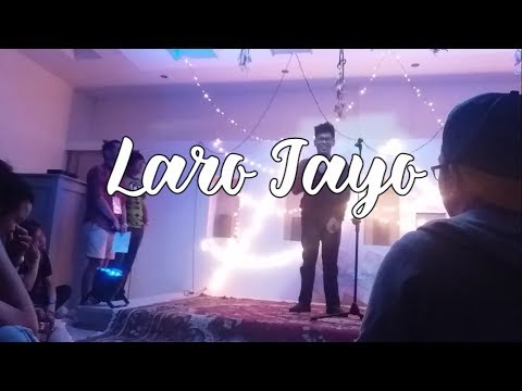Laro Tayo by Zac Flores // Tagalog Spoken Word Poetry