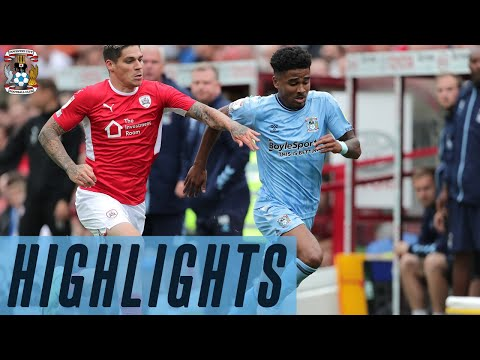 Barnsley Coventry Goals And Highlights