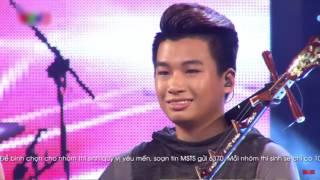 Trung Lương đàn bài Fade cực hay tai Vietnam Got Talent 2016