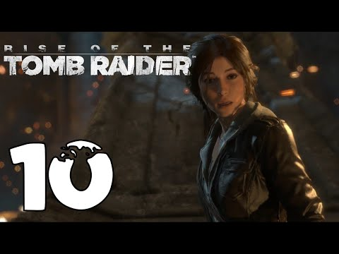 Rise Of The Tomb Raider (PC Gameplay): Part 10 - DONT MESS WITH THE GREEKS