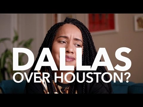 Living in Dallas...is it better than Houston?
