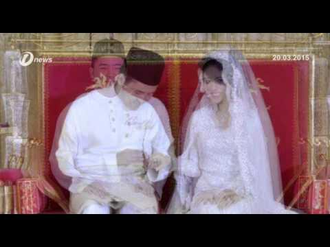 Anak Perempuan Datuk Seri Najib Nooryana Najwa Selamat Diijabkabul Dengan Daniyar Kessikbayev