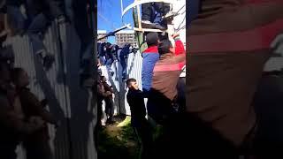 Массовые задержания азербайджанцев в Москве