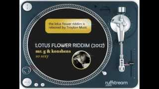 Lotus Flower Riddim Mix (2012): Konshens, Alaine, Beenie, Elephant, T.O.K, Liquid, Bugle