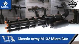 Classic Army M132 Micro Gun - [The Gun Corner] - Airsoft Evike.com