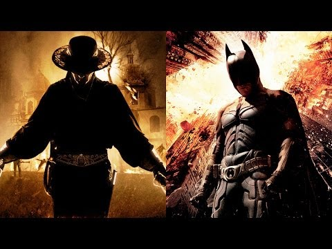 Zorro To Get The Dark Knight Treatment
