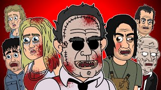 ♪ TEXAS CHAINSAW MASSACRE THE MUSICAL - Animated Parody Song