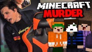 Vier YOUTUBER spielen Minecraft und einer heult, weil er sich verletzt