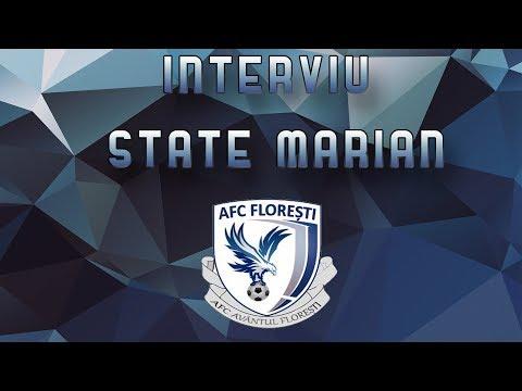 Interviu Avantul Floresti Juniori State Marian #2