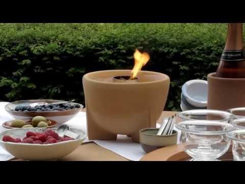 Schmelzfeuer - DENK Keramik - YouTube