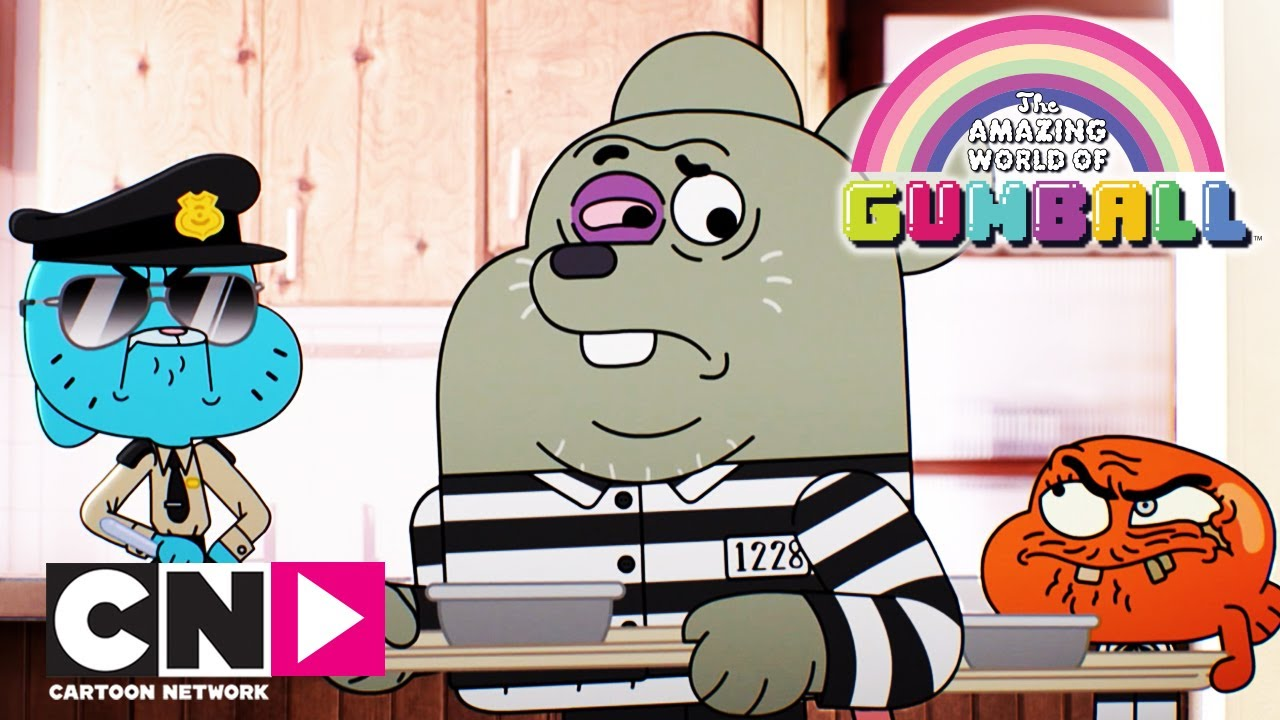 Gumball   Na wolności   Cartoon Network