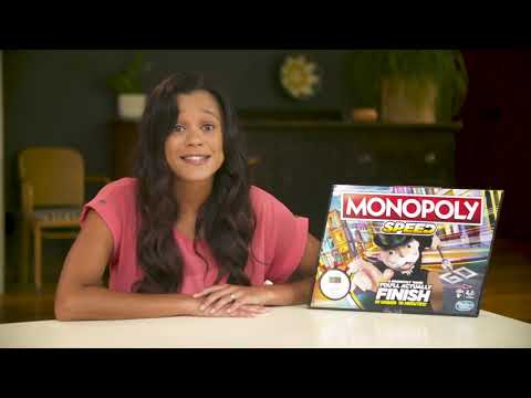 Monopoly Speed - How To Play