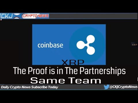 Ripple's Xpring CoinBase Ventures Same Team .  $100 Million Fund