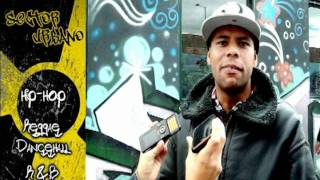 Entrevista exclusiva a Perez de Aposento Alto y Ac Jordan en Sector urbano (Completo)