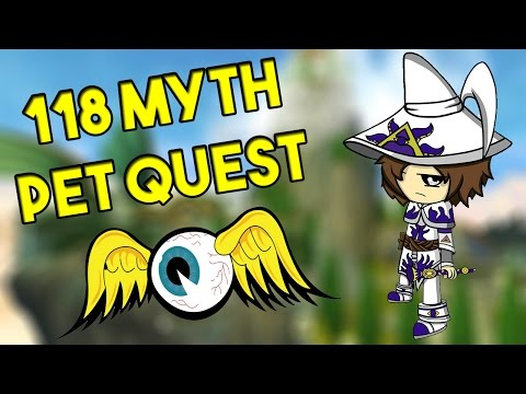 Wizard101: New 118 Myth Pet Quest - YT