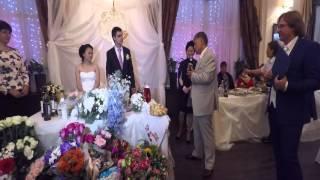 Свадьба Насти Ли 2015