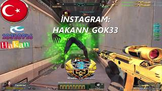 FİRST BLOOD - TR☆HakaNNN` MUTANT SAVAŞI VOL#8