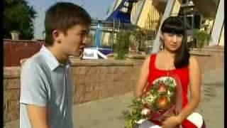 Смотреть Массаган розыгрывает Мадину Садвакасову онлайн