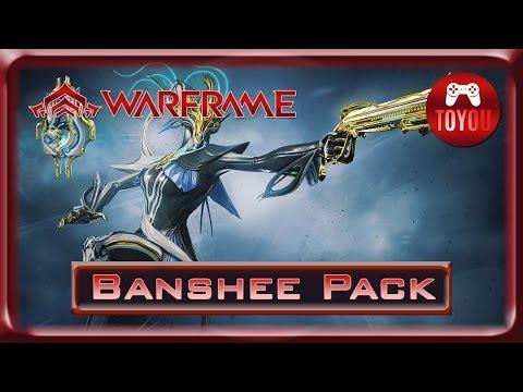 Warframe Build Banshee Prime, Euphona Prime e Helios Prime