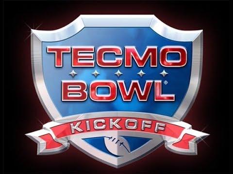 TECMO Bowl: Kickoff Greatest Teams Season 1 - Game 3 - 1999 Titans vs. 2009 Saints
