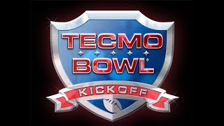 TECMO Bowl: Kickoff Greatest Teams Season 1 - Game 3 - 1999 Titans vs. 2009 Saints