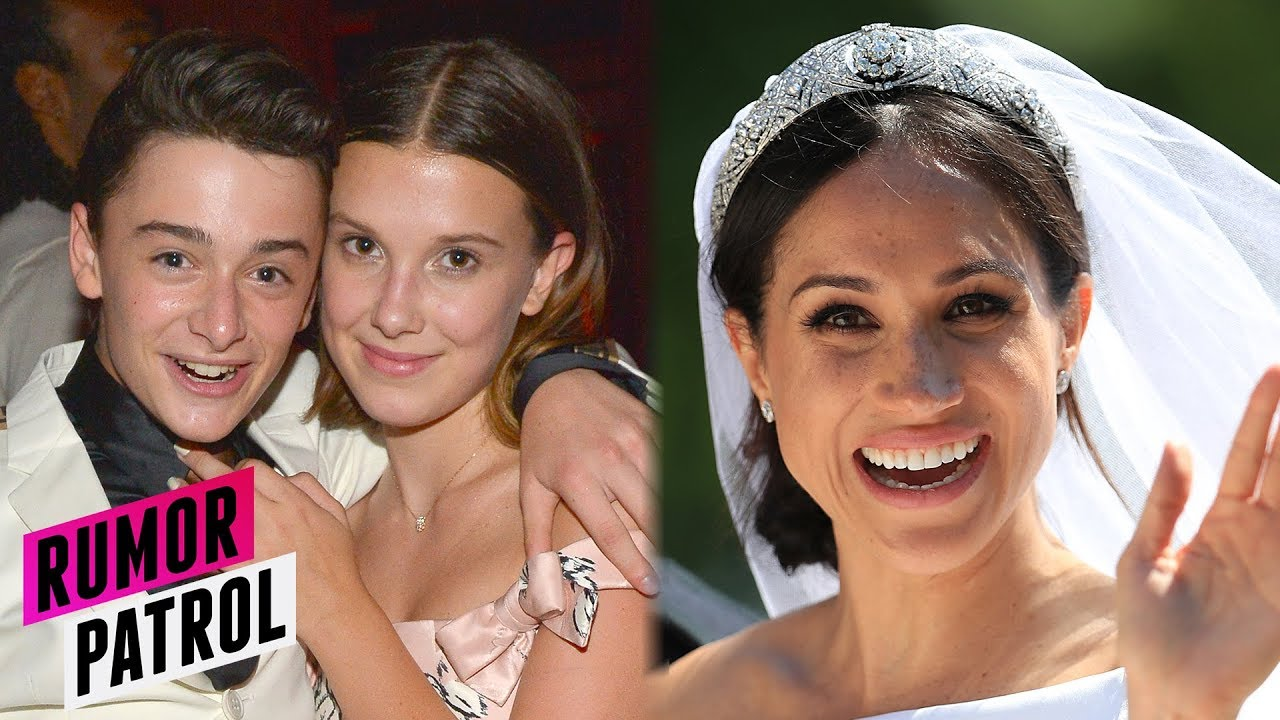 Millie Bobby Brown Dating Noah Schnapp Queen Bans Meghan Markle From Visiting Us Rumor Patrol