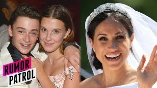 Millie Bobby Brown DATING Noah Schnapp? - Queen BANS Meghan Markle From Visiting US? (Rumor Patrol)