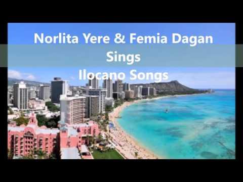 Ilocano Songs Recorded In Hawaii - Norlita Yere & Femia Dagan
