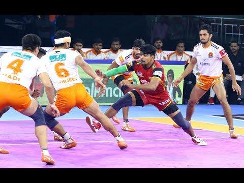 Pro Kabaddi 2019 Highlights: Puneri Paltan vs Bengaluru Bulls