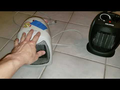 Pelonis Ceramic Heater HC - 0179 Review. Buy it!