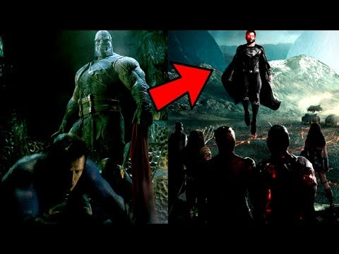 Thumbnail: Justice League NEWS Darkseid Vs Superman Image REVEALED? Final JusticeLeague Trailer Date CONFIRMED?