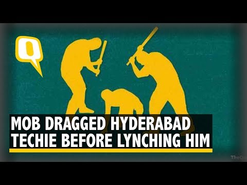 Mob Drags Hyderabad Techie With Ropes, Before Lynching Him | The Quint