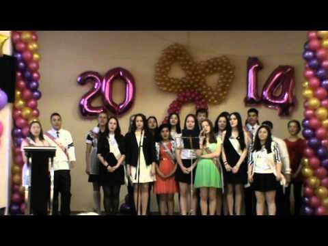 Выпускной 9 класс 2014 год - Алые паруса слушать композицию