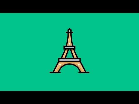 """Chuki Beats - """"PARIS"""" (French Type Beat)   Chill Trap Beat 2018 / Chill Rap Instrumental"""