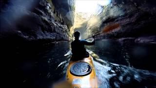 Sea Kayaking- Massive Cave at Downpatrick Head, Ireland