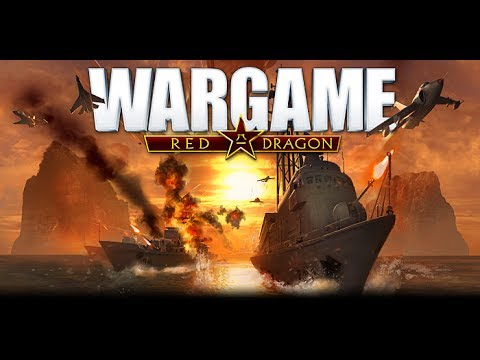 Wargame:Red Dragon Gameplay #17 (1v1, Wonson Harbor, General U. S.Deck)