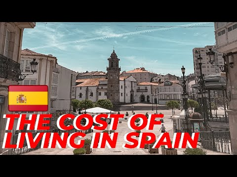 The Cost Of Living In Spain   Living In Spain Vs. USA   2020 Edition   Vlog