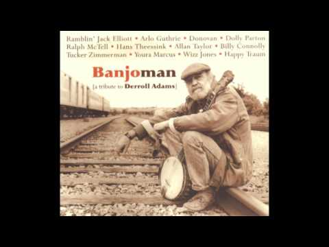V.A. ‎– Banjoman: A Tribute To Derroll Adams (2002)