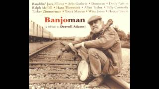 Gambar cover V.A. ‎– Banjoman: A Tribute To Derroll Adams (2002)