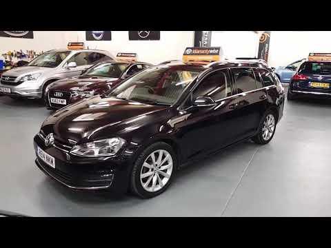 2014 Volkswagen Golf 2.0 TDI GT Estate Diesel 5dr