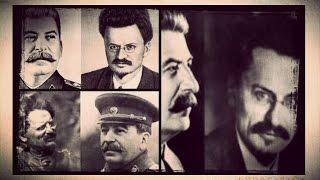 Иосиф Сталин и Троцкий - Борьба за власть