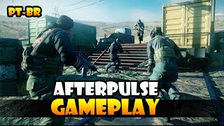 Afterpulse Android/IOS -Gameplay - CONFERINDO O GAME (PT-BR)