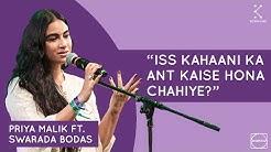 Jab We Felt - Priya Malik Ft. Swarada Bodas | Spoken Fest 2020