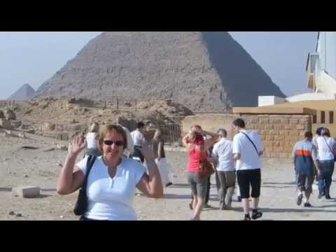 Holiday In Egypt And The Great Pyramid Of Giza