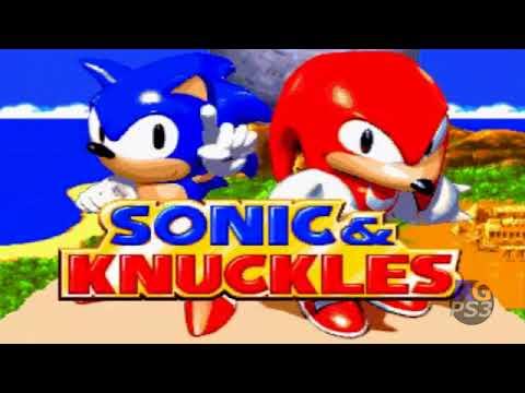 [PS3/PKG] Sonic & Knuckles MEGADRIVE