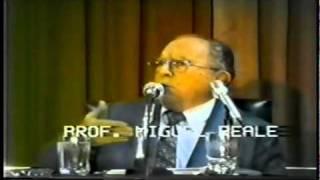 Miguel Reale e o Código Civil